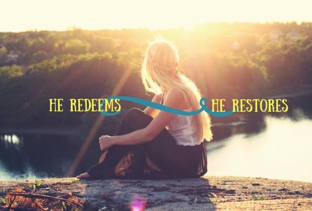 He redeems
